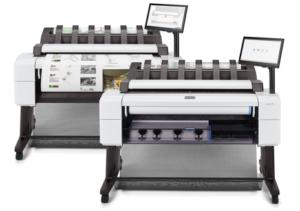 HP DesignJet T2600 Multifunction Printer Series